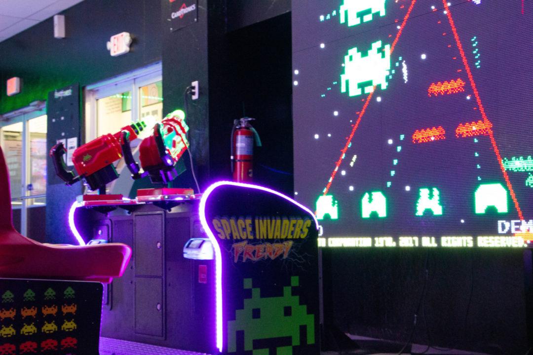 Arcade at Western Bowl