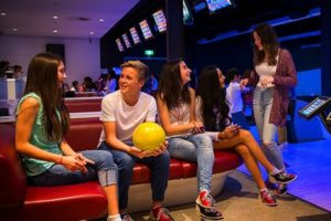 Teen Birthday Party at Western Bowl