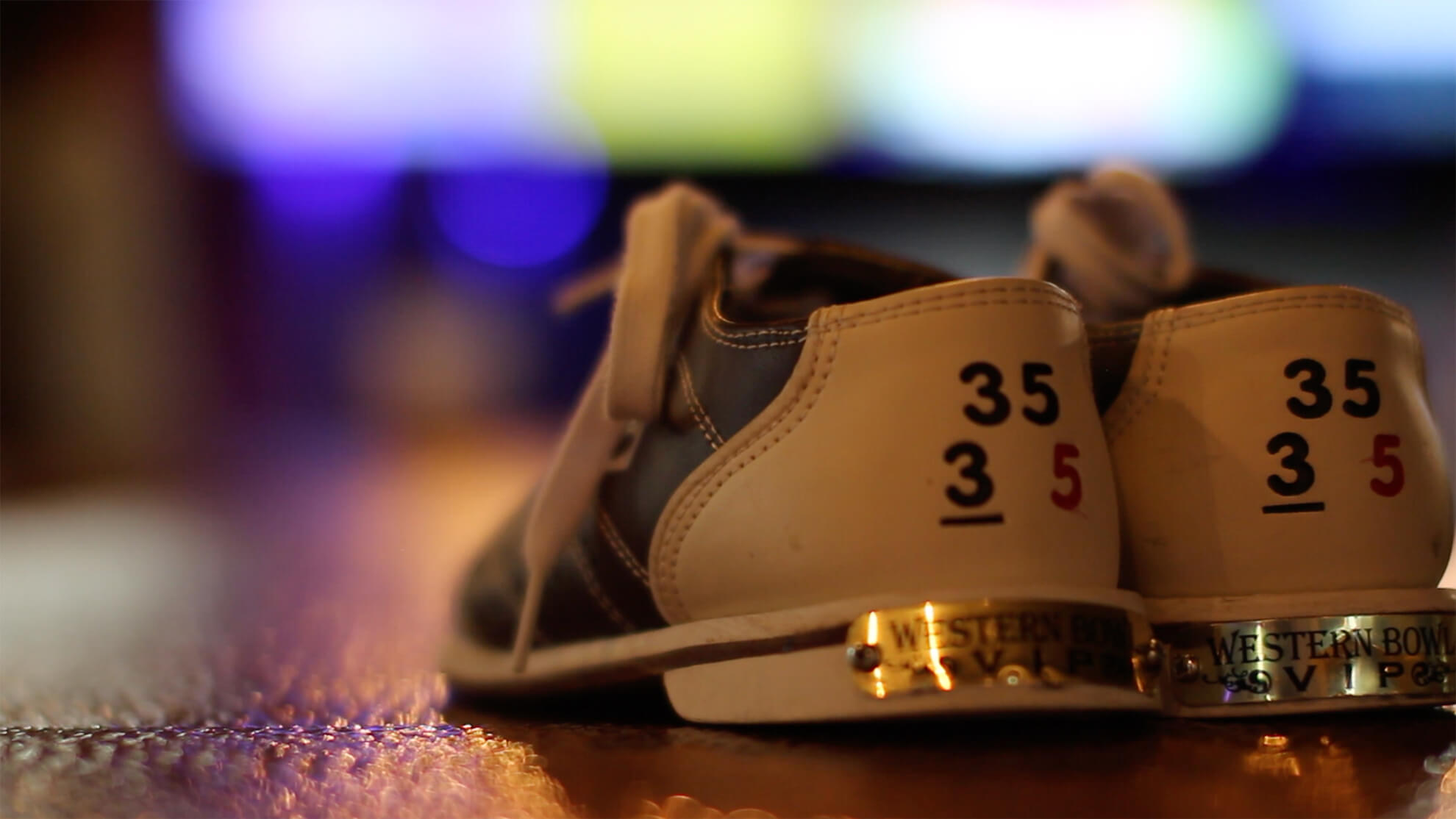 vip shoes western bowl