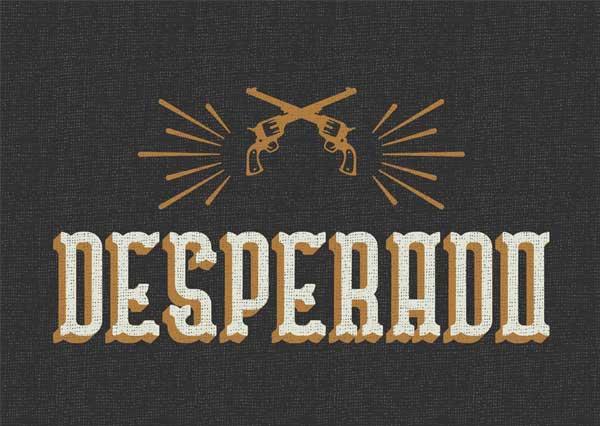 Desperado Package Western Bowl