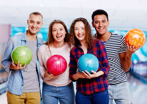 Teen Bash Package at Western Bowl